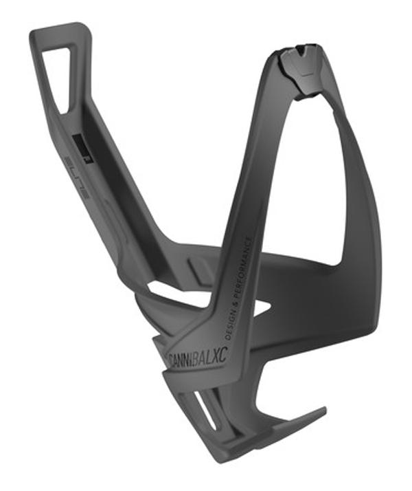 Košík ELITE Cannibal XC černá, černé logo