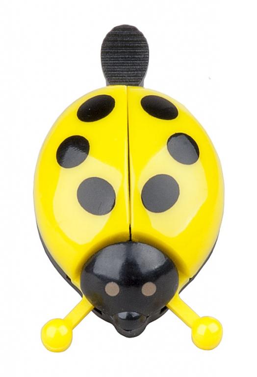 Zvonek PRO-T Beruška žlutá