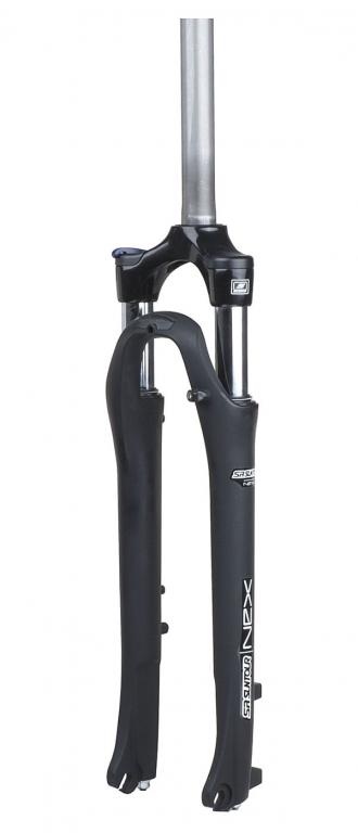 Odpružená vidlice SUNTOUR SF16-NEX HLO DS 700C černá
