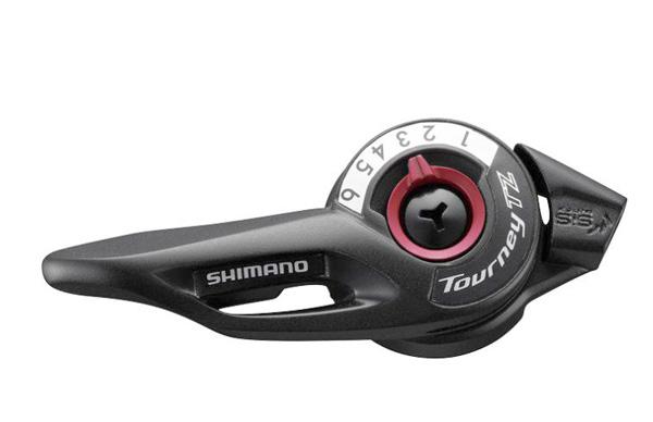 Řazení SHIMANO řadící páčka SLTZ 500 pravá 6-ti kolečko