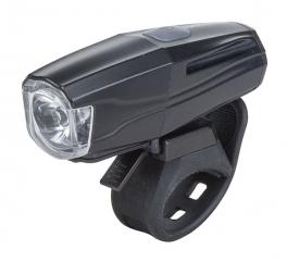 Světlo přední PRO-T Plus 700 Lumen 5 Watt LED dioda nabíjecí přes USB kabel 7029