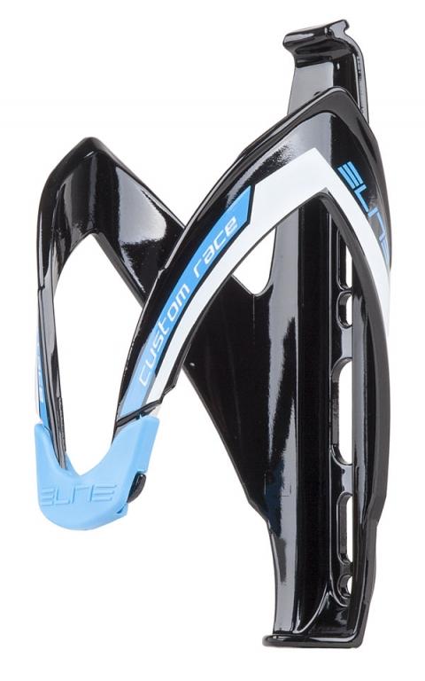 Košík ELITE Custom Race černo-modrá New