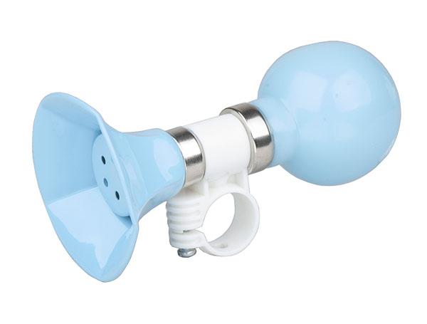 Klakson dětský barevný modrá