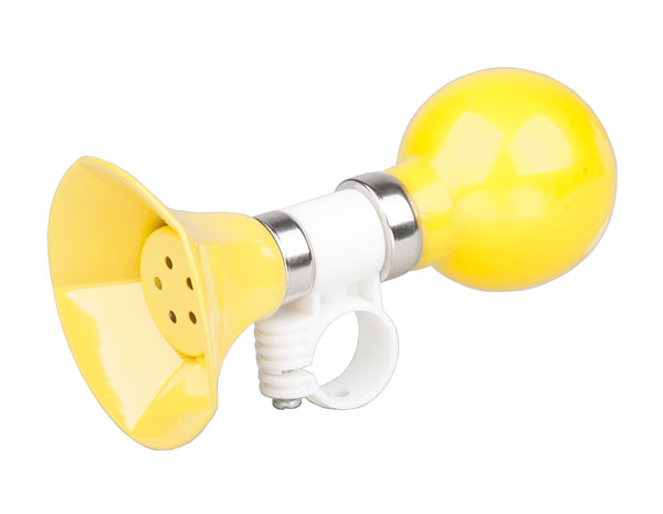 Klakson dětský barevný žlutá