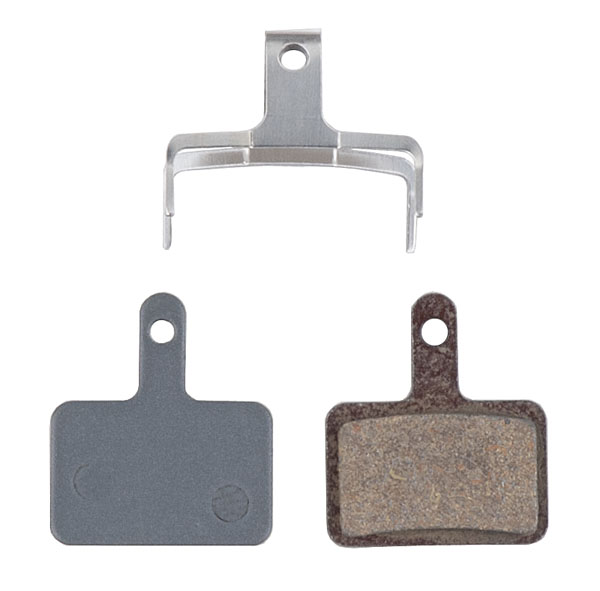 Brzdové destičky PRO-T Plus AGR Semi-Metallic na Shimano Mechanical/Hydraulic
