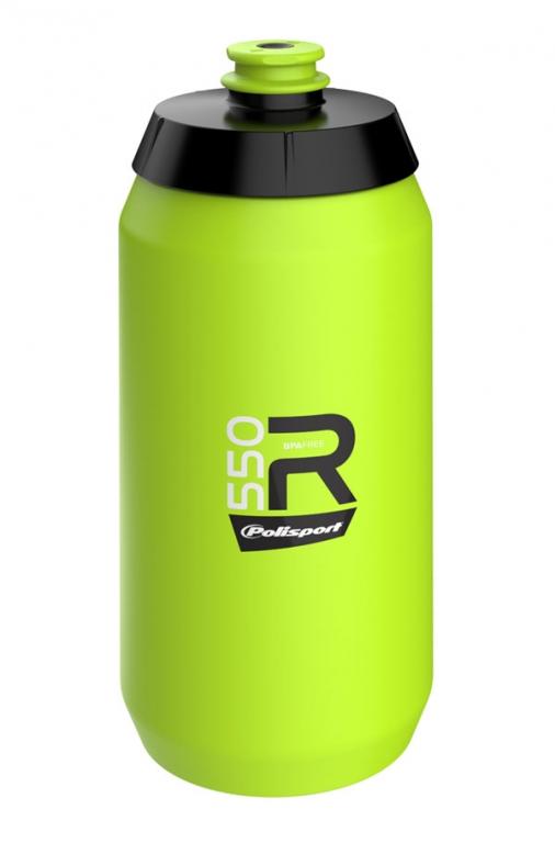 Láhev POLISPORT R550 0,55l zelená fluor