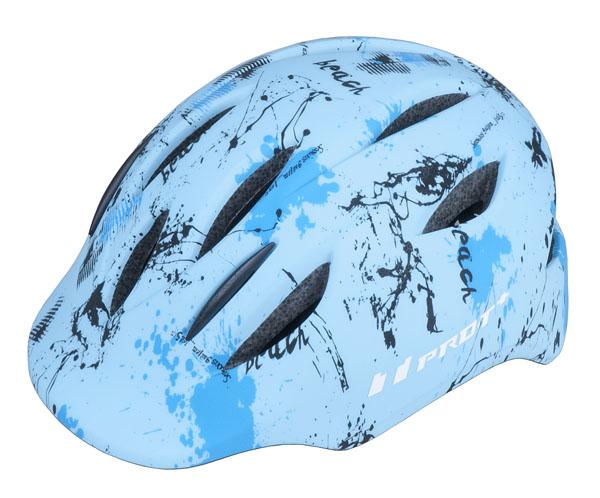 Přilba PRO-T Plus Avila In mold dětská S 48-52 světle modrá matná