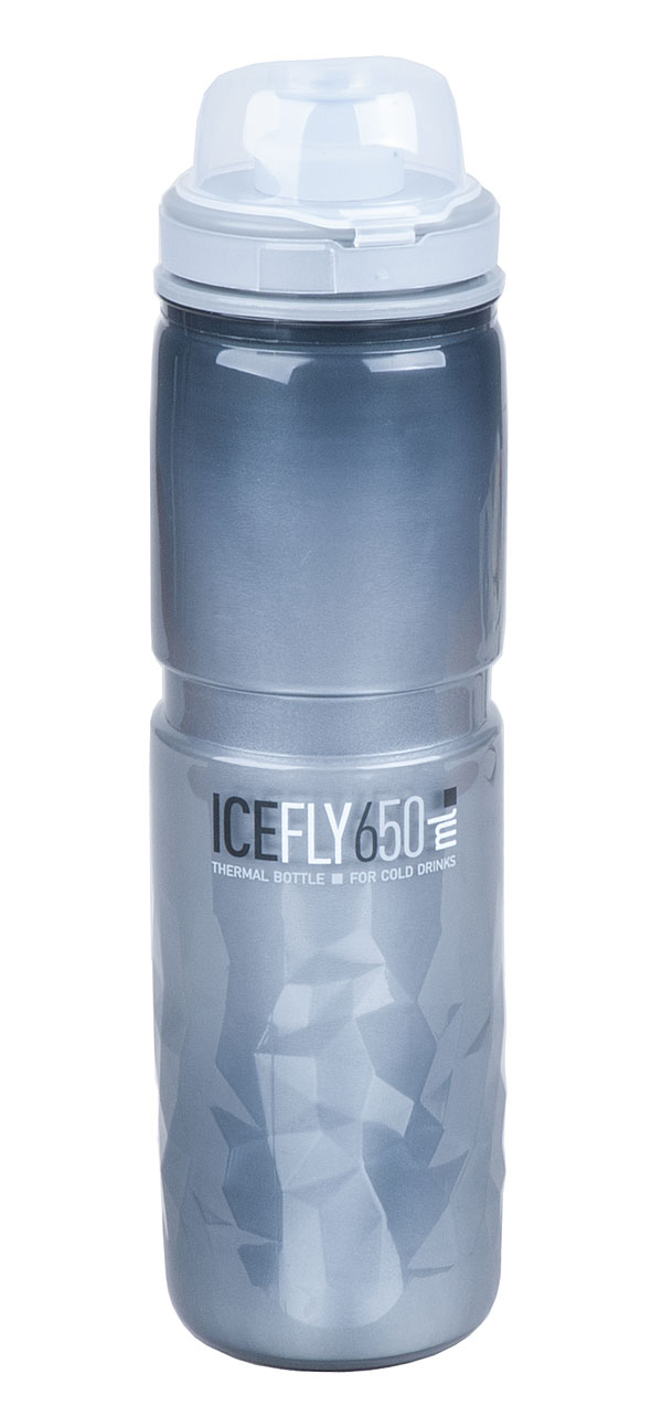 Termoláhev ELITE Ice Fly 0,65l kouřová