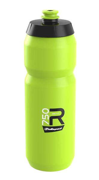 Láhev POLISPORT R750 0,75l zelená fluor