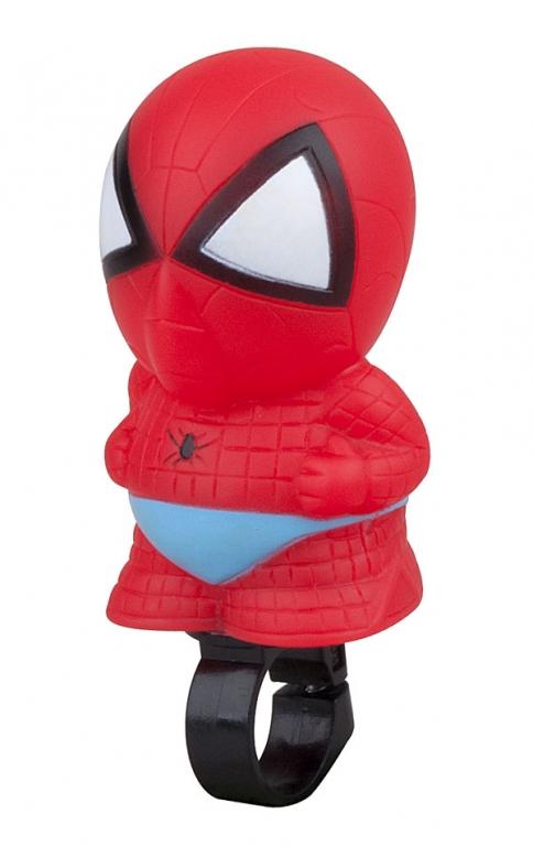 Houkačka plastová zvířátko Spider man