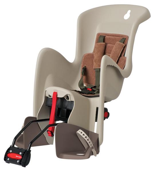 Dětská sedačka POLISPORT Bilby RS krémovo-hnědá