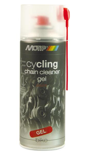Čistič řetězu MOTIP gel 400ml