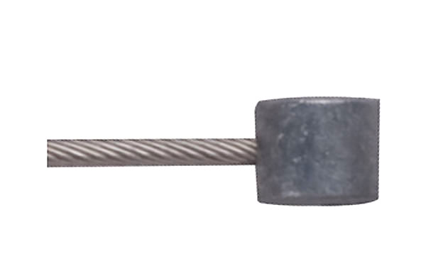 Lanko brzdové MTB ocel 690mm (box 25ks)
