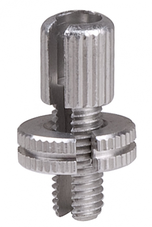 Stavěcí šroub M7 brzdové páky ALHONGA Al (10ks)