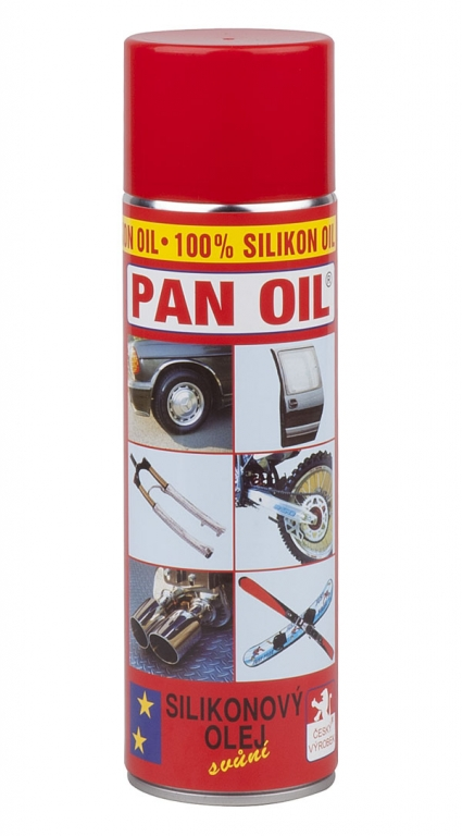 Silikonový olej aerosol 500ml