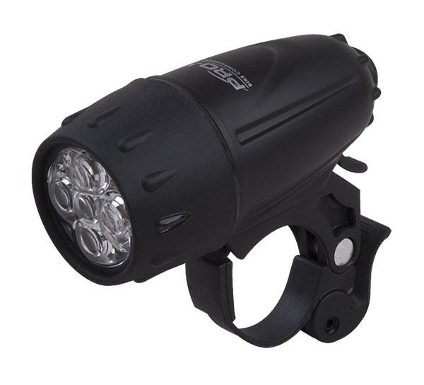 Světlo přední PRO-T 5 Ultra diod 769 černá