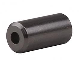 Koncovka bowdenu PRO-T 5mm černá CNC (láhev 250ks)