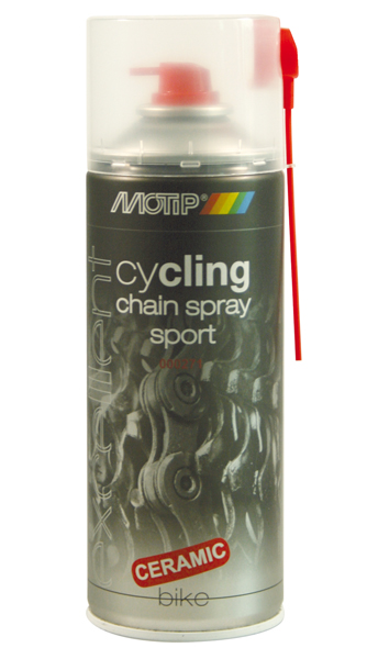 Spray na řetěz MOTIP sport 400ml