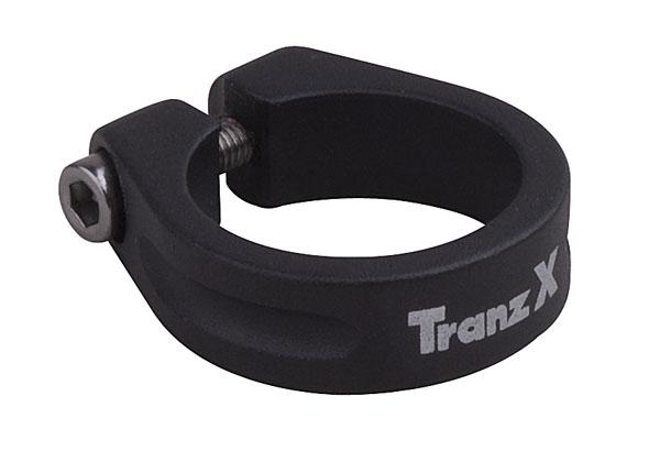 Objímka podsedlová TRANZ-X 34,9 černá