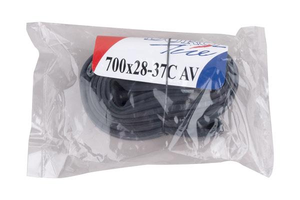Duše PRO-T 700x35-48C (35/48-622/630) AV v PE sáčku s kartou