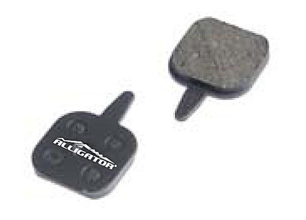 Brzdové destičky PRO-T Plus AGR Semi-Metallic na Tektro IO / IOX