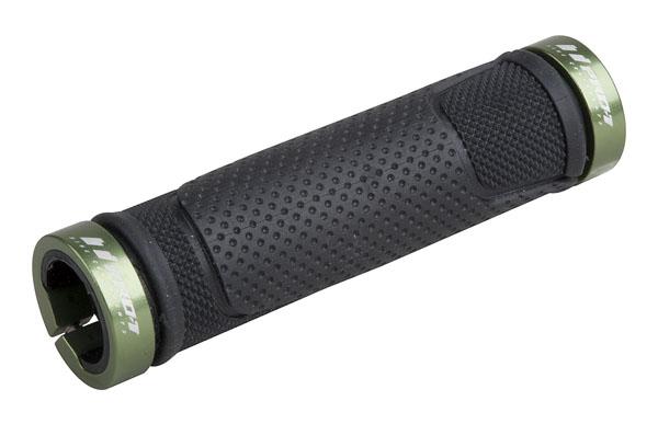 Grip PRO-T Plus na inbus 308 černá+zelené objímky