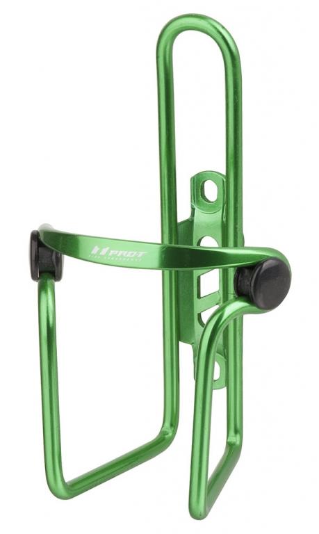 Košík PRO-T vzor Elite elox zelená