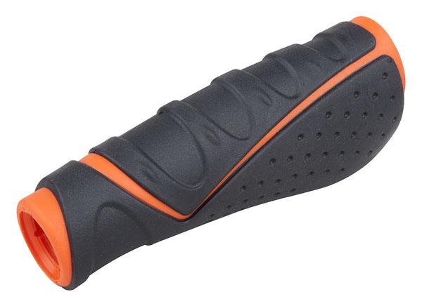 Grip PRO-T Ergo Color 709 černo-oranžová