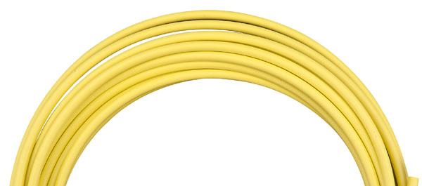 Hadice hydraulické brzdy PRO-T Plus AGR Ultimate 5mm (7,6m) žlutá