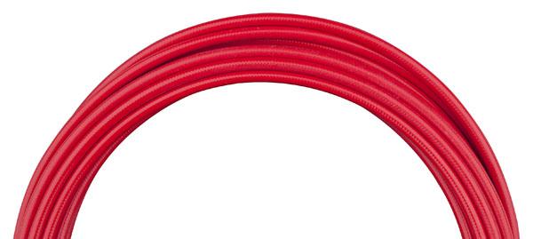 Bowden teflon řadící PRO-T Plus Color SP-4mm (30m) červená