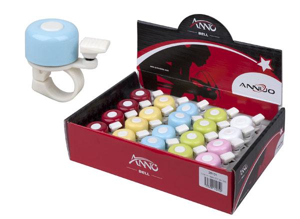Zvonek PRO-T mini barevný (box 20ks)