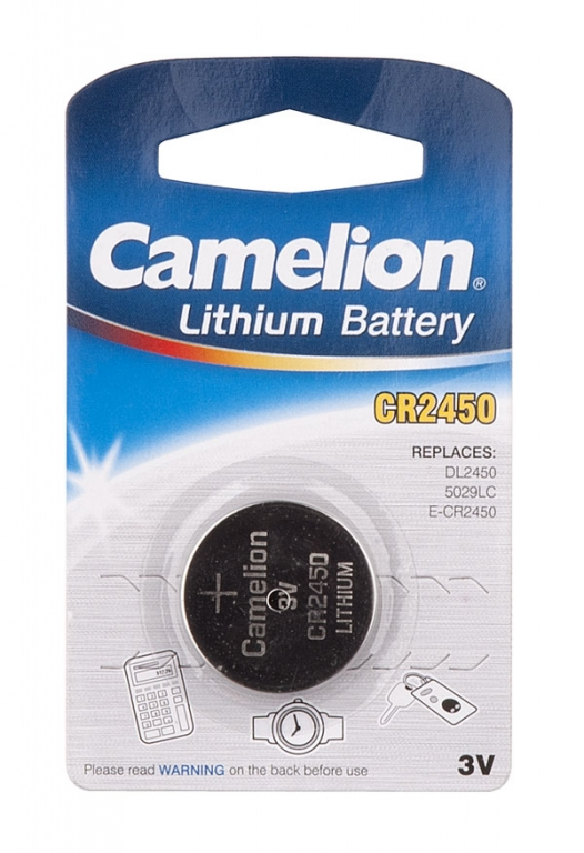 Baterie do computeru CR 2450