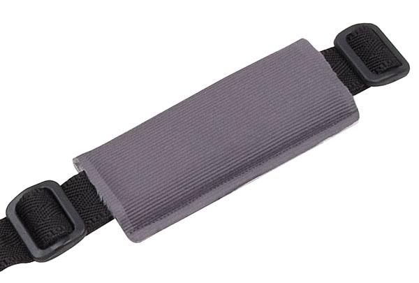 Bezpečnostní pás sedačky POLISPORT Bilby černo-šedá