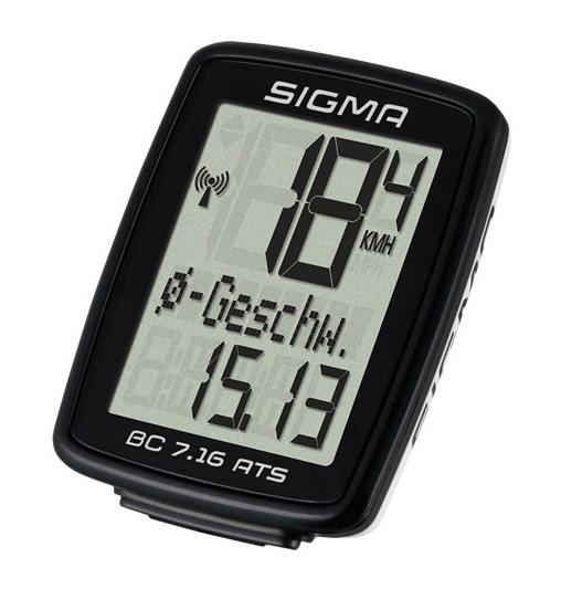 Computer SIGMA BC 7.16 ATS