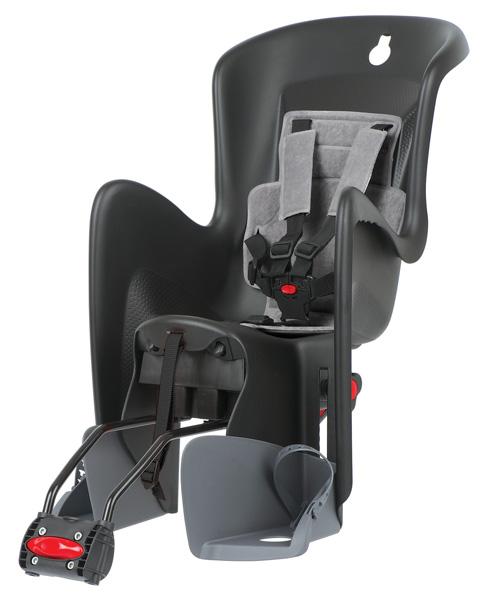 Dětská sedačka POLISPORT Bilby RS černo-šedá