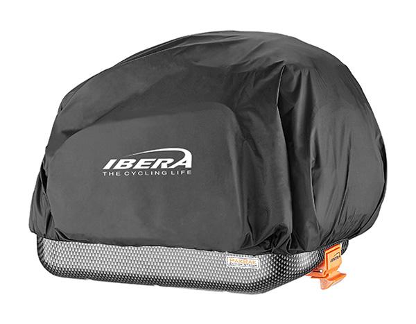 Pláštěnka brašny na nosič IBERA IB-RC1