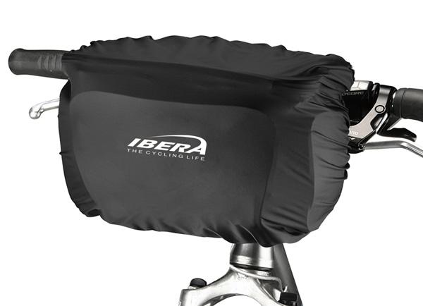 Pláštěnka brašny na řídítka IBERA IB-RC5