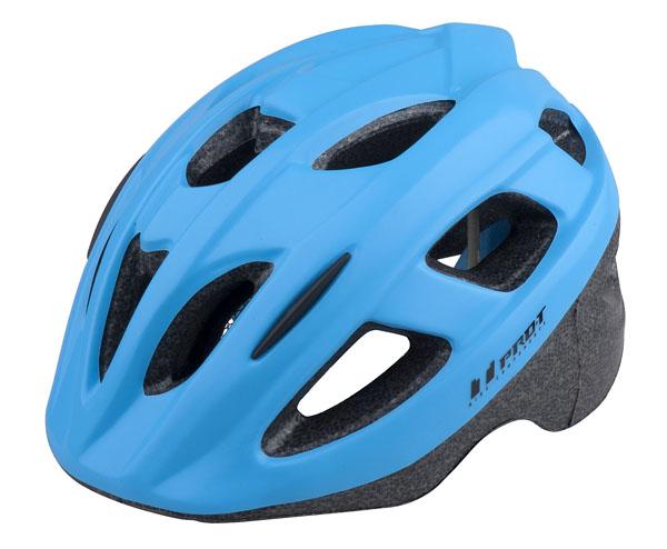 Přilba PRO-T Aragon dětská M 52-56 modrá-světlá matná