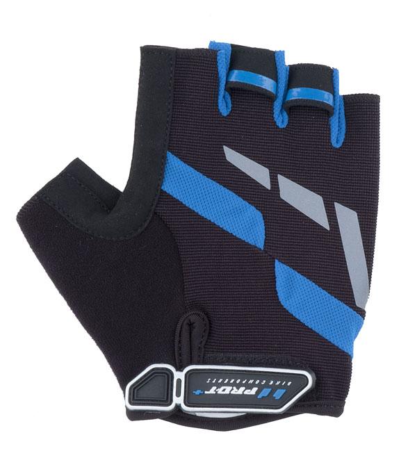 Rukavice PRO-T Plus Veneto XXL černo-modrá