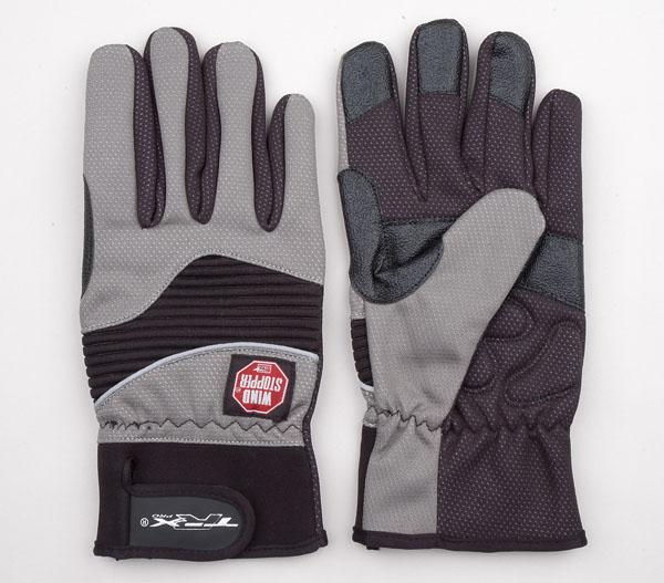 Rukavice Alpine XS šedá