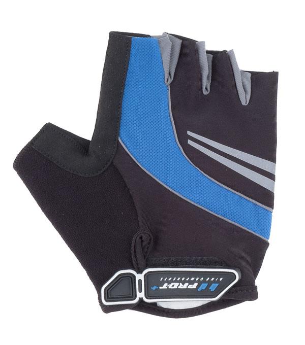 Rukavice PRO-T Plus Salerno černo-modrá, XL