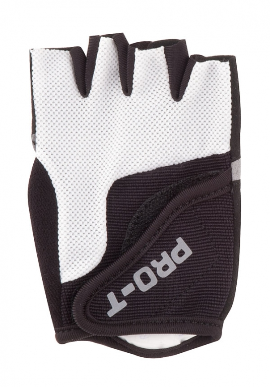 Rukavice PRO-T Plus Adria XS černo-bílá