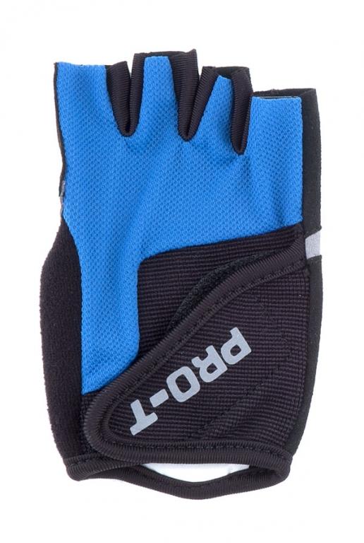 Rukavice PRO-T Plus Adria XXS černo-modrá
