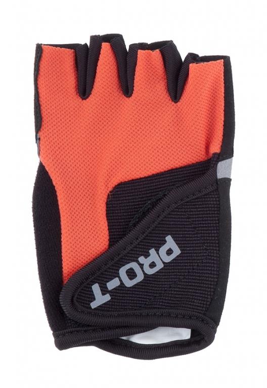 Rukavice PRO-T Plus Adria XXS černo-oranžová