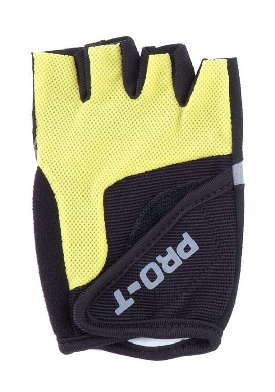 Rukavice PRO-T Plus Adria XL černo-žlutá